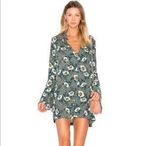 Free People Floral Magic Mystery Tunic